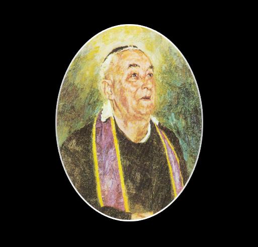 Segenspfarrer Augustinus Hieber